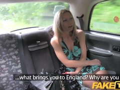 faketaxi golden-haired polish playgirl with sexy
