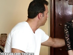 trickyspa sly masseur thrusts pecker into polish