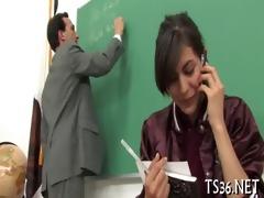 ribald school detention