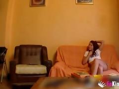 spanish angel fucking with a hidden web camera