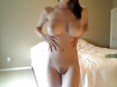 horny hotty makes use of dads big shower