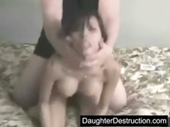 cute youthful teen destruction