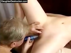 cut oriental daughter screwed priceless