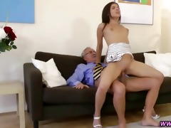 older guy fucking sexy younger stocking legal age