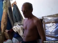 old old man fucking cute golden-haired