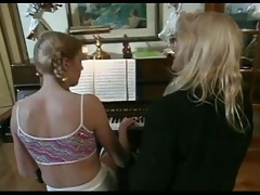 mature piano teacher seduces juvenile legal age