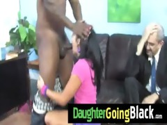 watching my daughter fucked by a darksome fellow