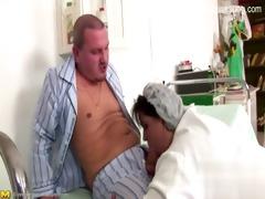 naked daughter ballslicking