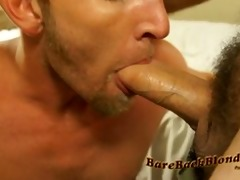 raw servicing a massive dad jock